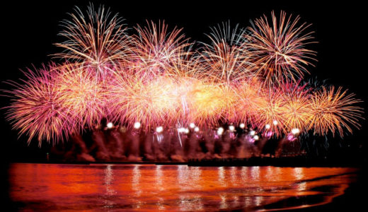 熱海海上花火大会が見える旅館のおすすめをご紹介!【2020年】