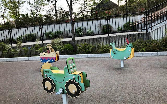 二子玉川公園 遊具