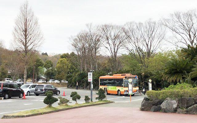 伊豆ぐらんぱる公園 バス停