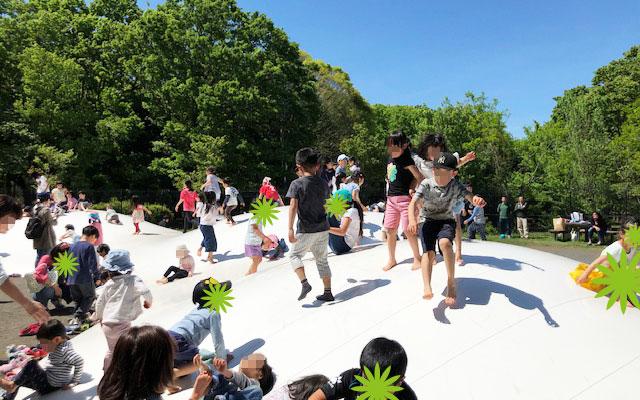 小金井公園 遊具