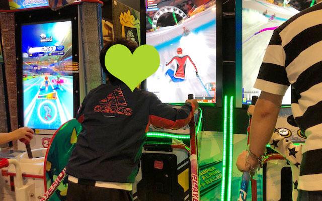 スポッチャ川崎大師店 ゲーム