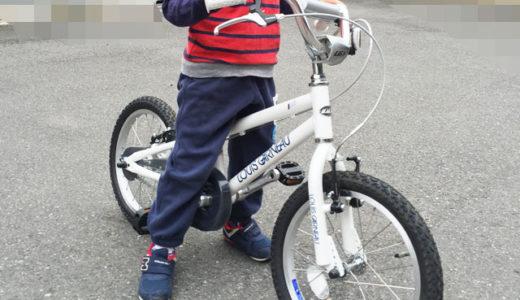 子供の自転車練習法はこれ!兄弟ともに初日2時間で乗れました
