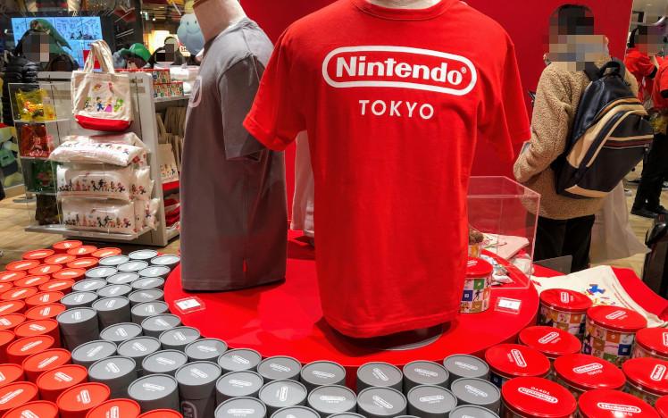 任天堂 Tシャツ